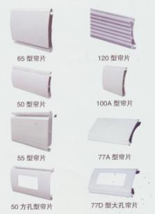 铝合金型材门系列