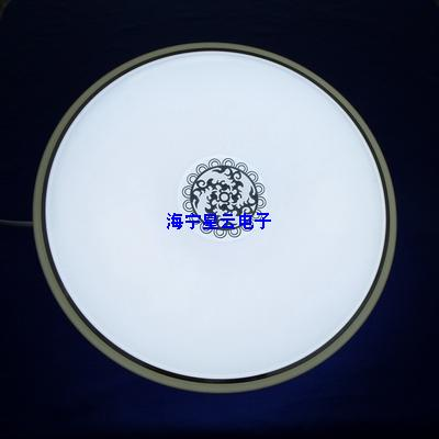 佳惠美唇系列JH24W/390mm美唇白吸頂燈