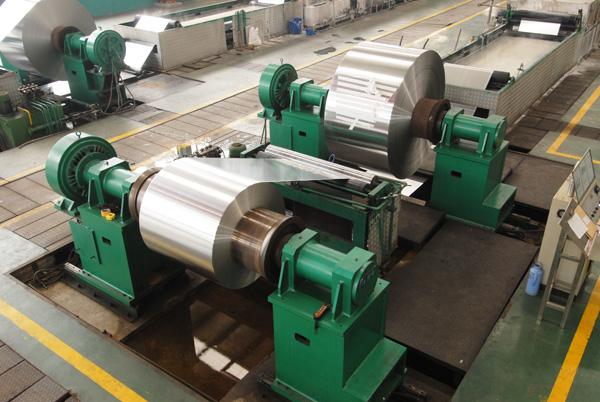 1350親水鋁箔涂層生產線